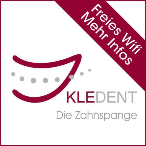 Icon freies WiFi, KLEDENT, Die Zahnspange, Fachzahnärzte für Kieferorthopädie, 47533 Kleve, 46446 Emmerich